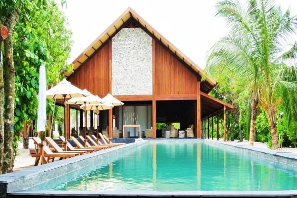 Séjour Maldives - Hôtel The Barefoot Eco Hotel