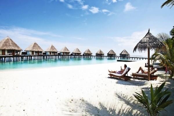 Plage - Hôtel Aadaran Prestige Water Villas 4* Male Maldives