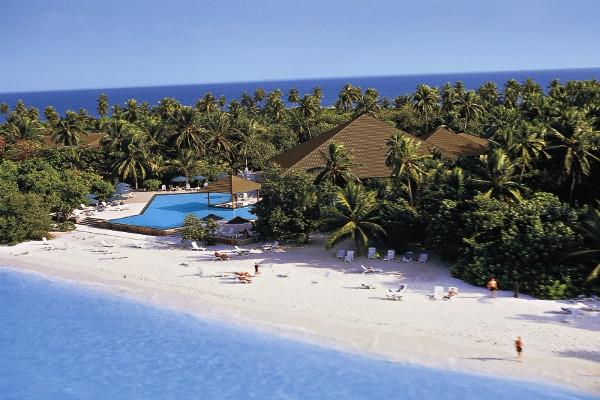 Plage - Hôtel Adaaran Select Meedhupparu Resort 4* Male Maldives