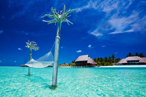 Plage - Hôtel Anantara Dhigu Maldives Resort 5* Male Maldives