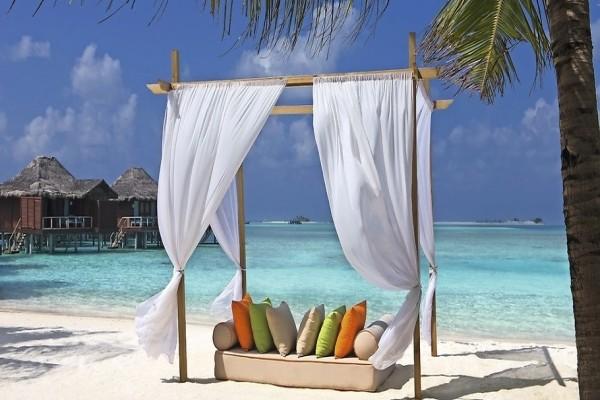 Plage - Hôtel Anantara Veli Maldives Resort 5* Male Maldives
