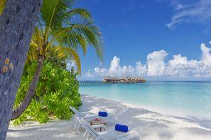 Maldives-Male, Hôtel Angaga Island Resort & Spa