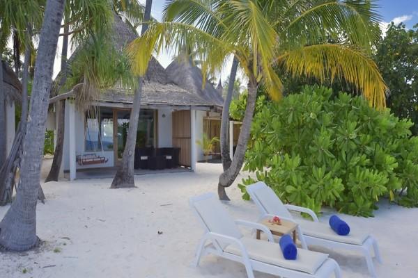 Plage - Hôtel Angaga Island Resort & Spa 4* Male Maldives