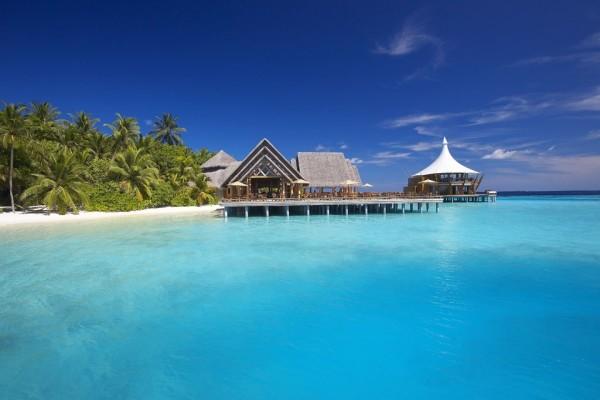 Plage - Hôtel Baros Maldives 5* Male Maldives