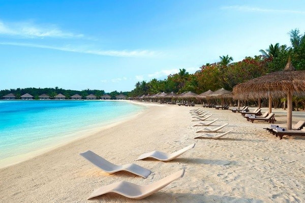 Plage - Hôtel Cinnamon Dhonveli Maldives 4* Male Maldives