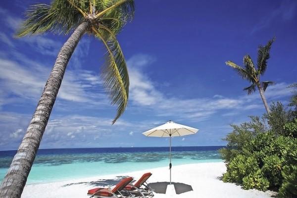 Plage - Hôtel Club Jet tours confidentiel Helengeli 4* Male Maldives