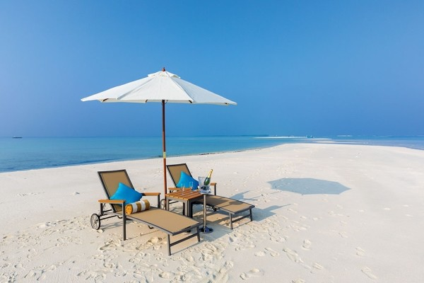 Plage - Hôtel Cocoon 5* Male Maldives
