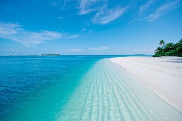 Plage - Hôtel Conrad Maldives Rangali Island 5* Male Maldives