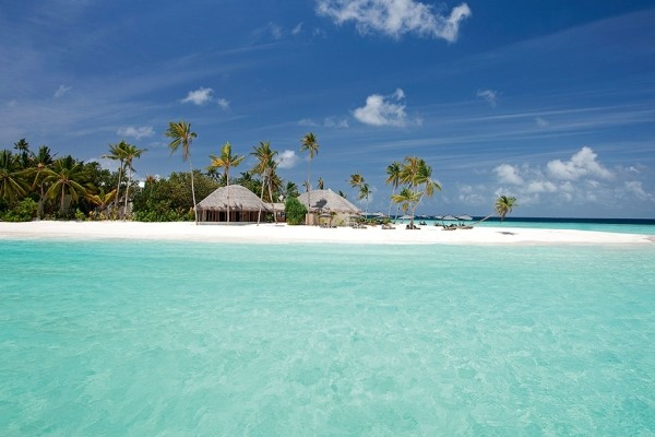 Plage - Hôtel Constance Halaveli Resort 5* Male Maldives