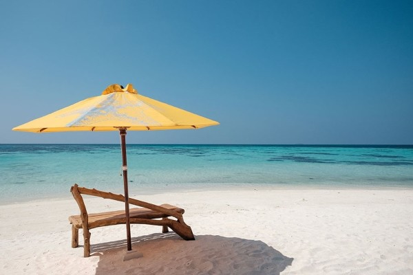 Plage - Hôtel Drift Thelu Veliga Retreat 5* Male Maldives