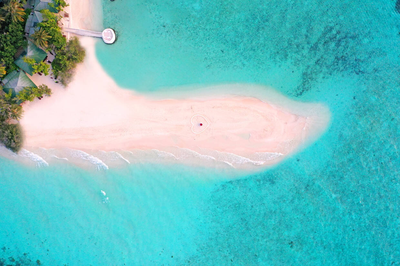 Plage - Hôtel Eriyadu Island Resort 4* Male Maldives