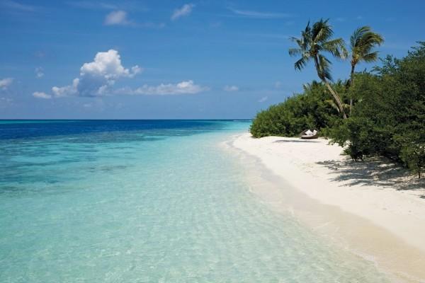 Plage - Hôtel Hideaway Beach Resort & Spa 5* Male Maldives