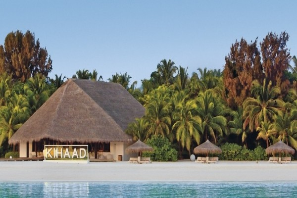 Plage - Hôtel Kihaa Maldives 4* Male Maldives