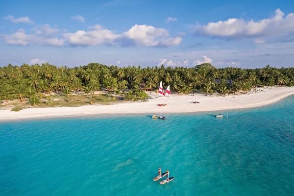 Plage - Hôtel Meeru Island Resort & Spa 5* Male Maldives