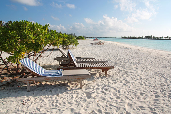 Plage - Paradise Island Resort & Spa 5* Male Maldives
