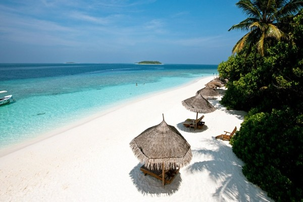Plage - Hôtel Reethi Beach Resort 4* Male Maldives