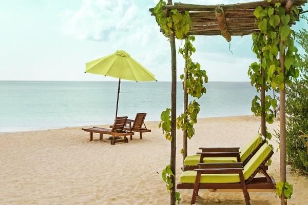 Plage - Hôtel Smartline Eriyadu 3* Male Maldives