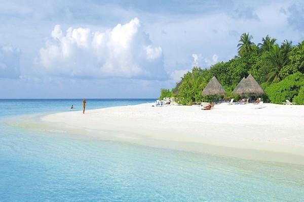 Plage - Hôtel Thulhagiri Island Resort & Spa 4* Male Maldives