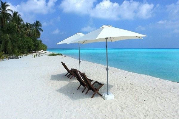 Plage - Thundi Gest House 3* Male Maldives