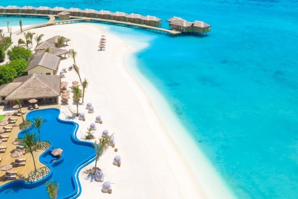 Plage - Hôtel You & Me by Cocoon 5* Male Maldives