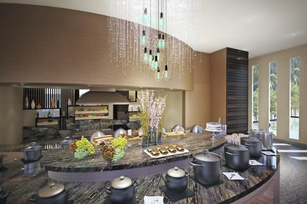 Restaurant - Hôtel Oblu Select at Sangeli 4* Male Maldives