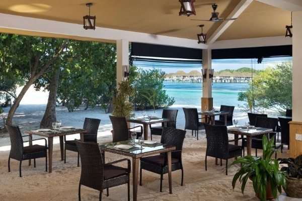 Restaurant - Hôtel Pearl Sands of Maldives 4* Male Maldives