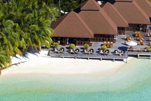 Terrasse - Kurumba Maldives 5* Male Maldives