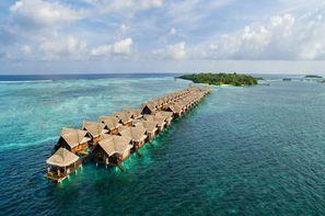 Maldives-Male, Hôtel Adaaran Select Hudhuranfushi