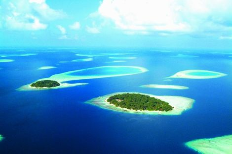 Maldives-Hôtel Biyadhoo Island Resort 3*