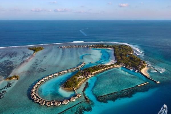 Vue panoramique - Hôtel Cinnamon Dhonveli Maldives 4*