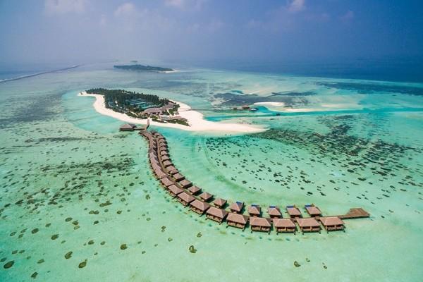 Vue panoramique - Hôtel Cocoon 5* Male Maldives