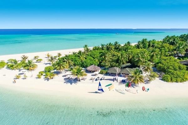 Vue panoramique - Hôtel Holiday Island 3* Male Maldives