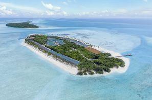 Maldives-Male, Hôtel Innahura Maldives Resort