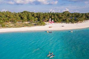 Maldives-Male, Hôtel Meeru Island Resort & Spa