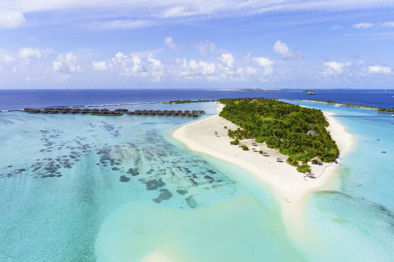 Vue panoramique - Paradise Island Resort & Spa 5* Male Maldives
