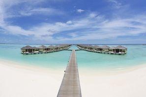 Vacances Atoll de Male Nord: Hôtel Paradise Island Resort - Water Villa