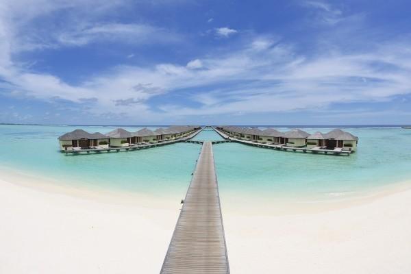 Vue panoramique - Paradise Island Resort - Water Villa