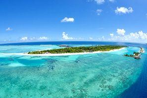 Vacances Atoll de Male Nord: Hôtel Paradise Island Resort