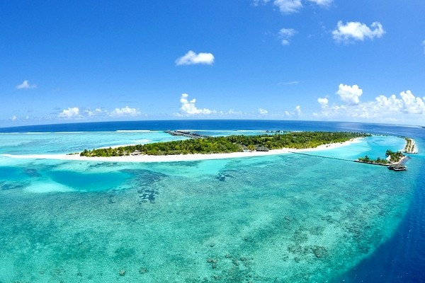 Vue aérienne - Paradise Island Resort