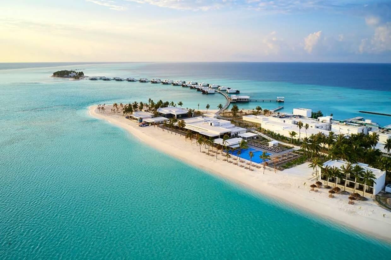 Vue panoramique - RIU Atoll 4* Male Maldives