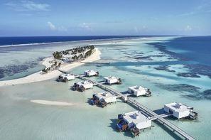 Maldives-Male, Hôtel Riu Palace Maldivas