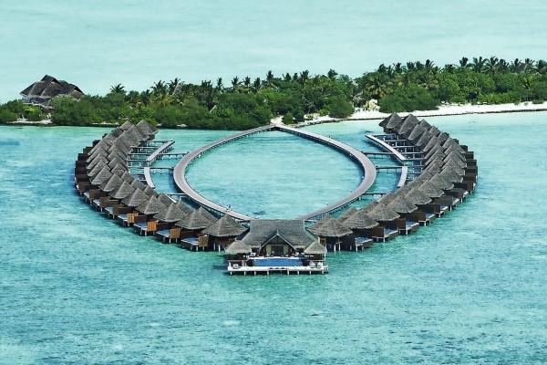 Vue panormamique - Taj Exotica Resort & Spa