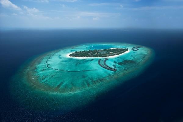 Vue panoramique - The Sun Siyam Iru Fushi 5* Male Maldives