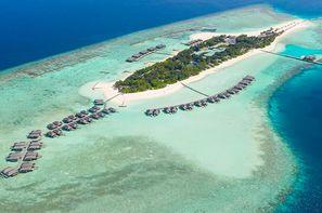 Maldives-Male, Hôtel Veligandu Island Resort & Spa