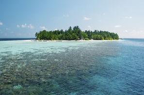 Maldives-Male, Hôtel Vilamendhoo Island Resort & Spa