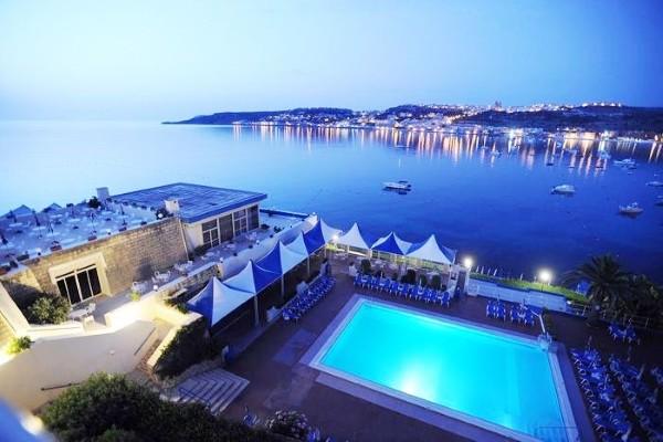 (fictif) - Hôtel Mellieha Bay Resort 4* La Valette Malte