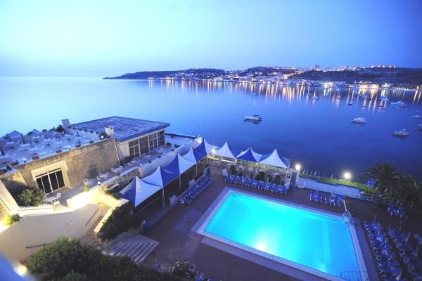 Autres - Hôtel Mellieha Bay 4* La Valette Malte