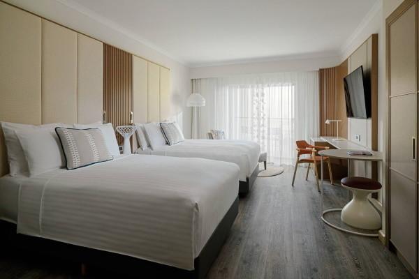 Chambre - Hôtel Malta Marriott & Spa 5* La Valette Malte