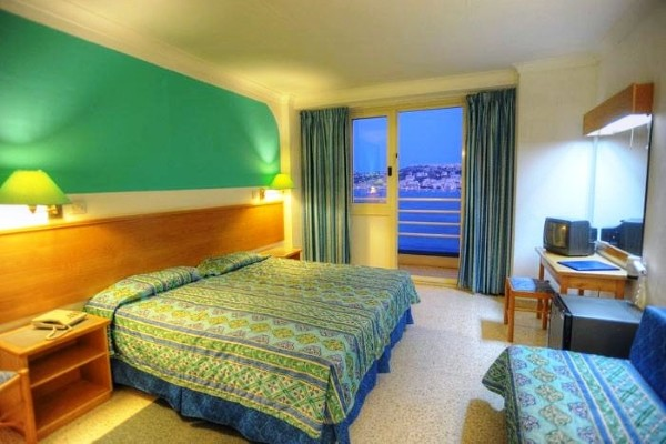 Chambre - Hôtel Mellieha Bay Resort 4* La Valette Malte