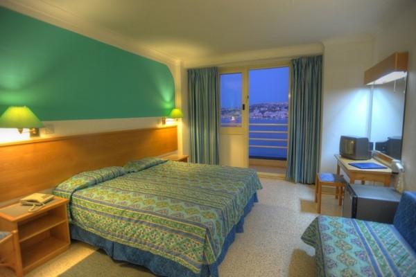 Chambre - Hôtel Mellieha Bay 4* La Valette Malte